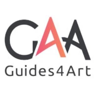 GAAA Guides4Art logo