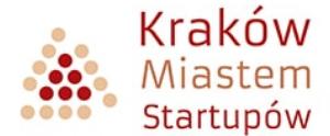 Kraków miastem starutpów logo